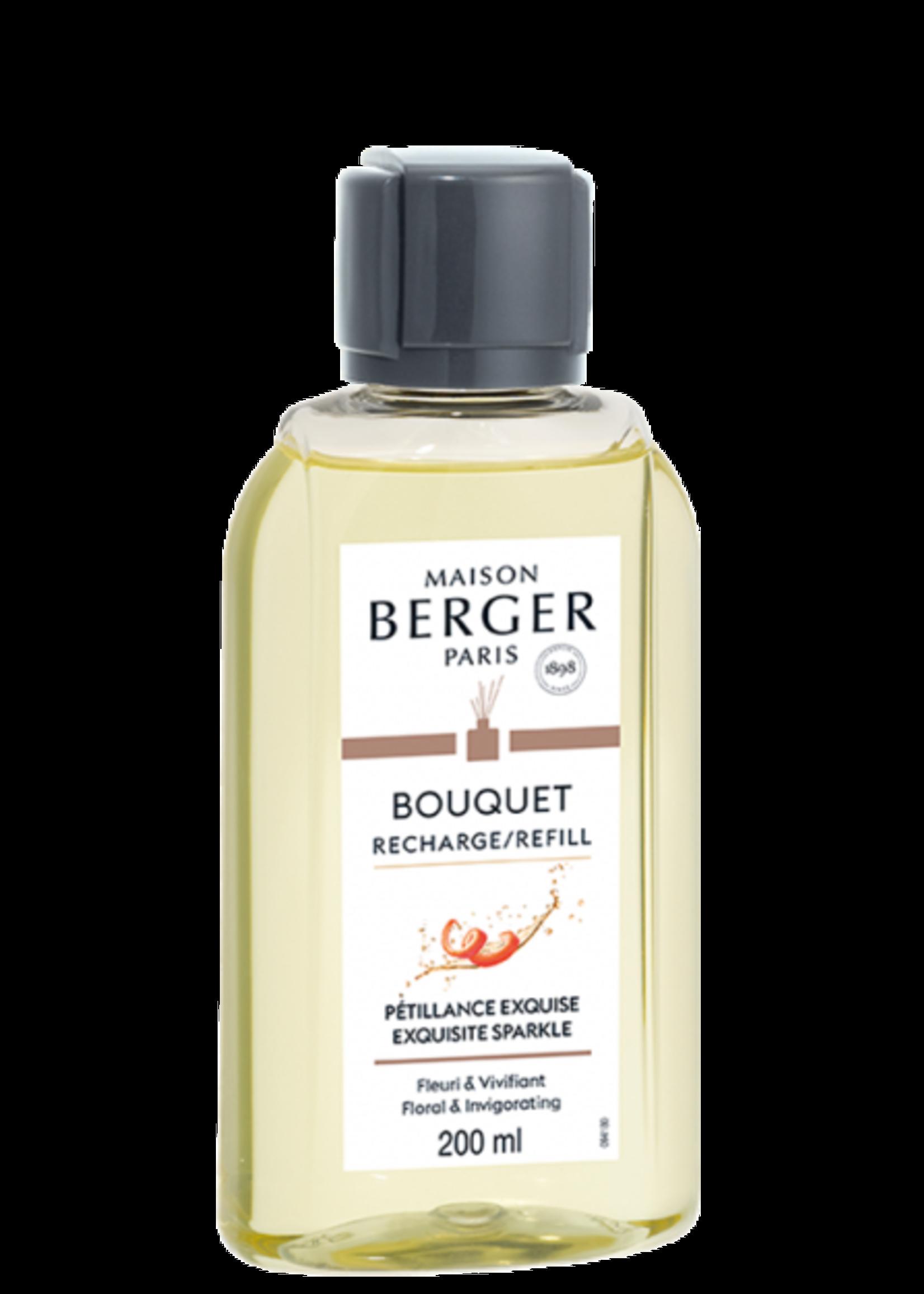 Parfum de Berger Navulling Parfum Berger Pétillance Exquise
