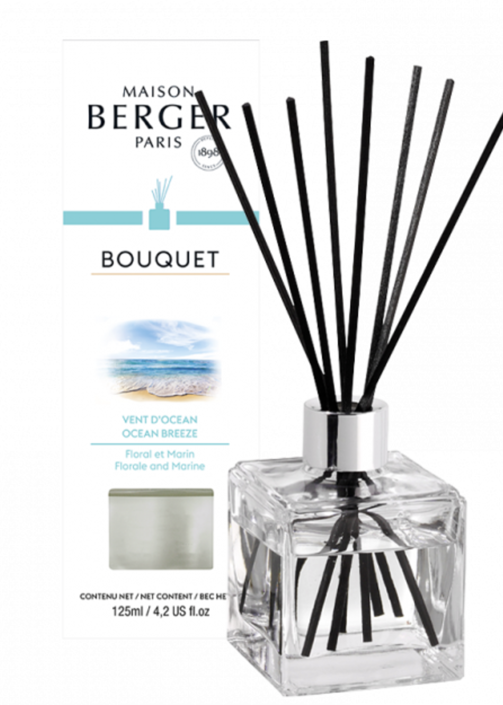 Parfum de Berger Parfumverspreider Cube Vent d'Océan