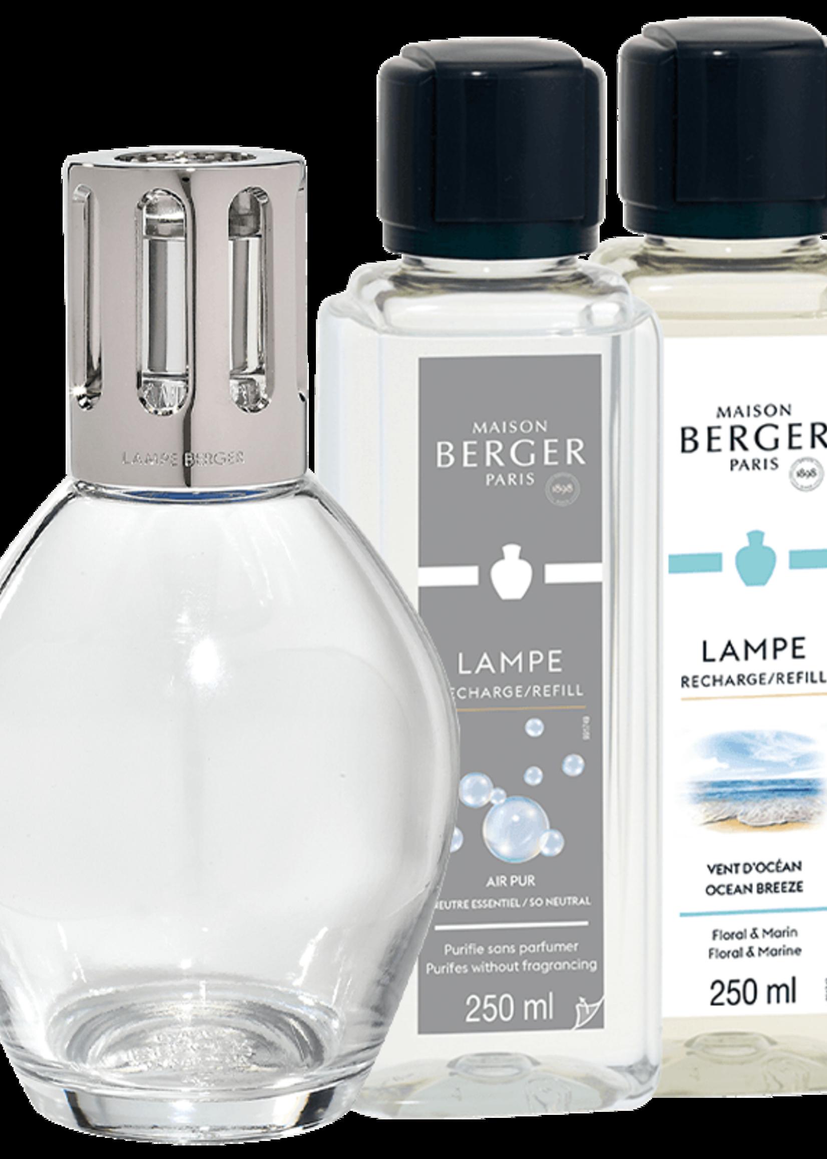 Parfum de Berger Lampe Berger Giftset Essentielle Ovale