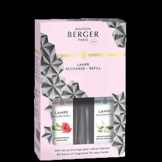 Lampe Berger Duopack Lampe Berger Huisparfum Black Crystal
