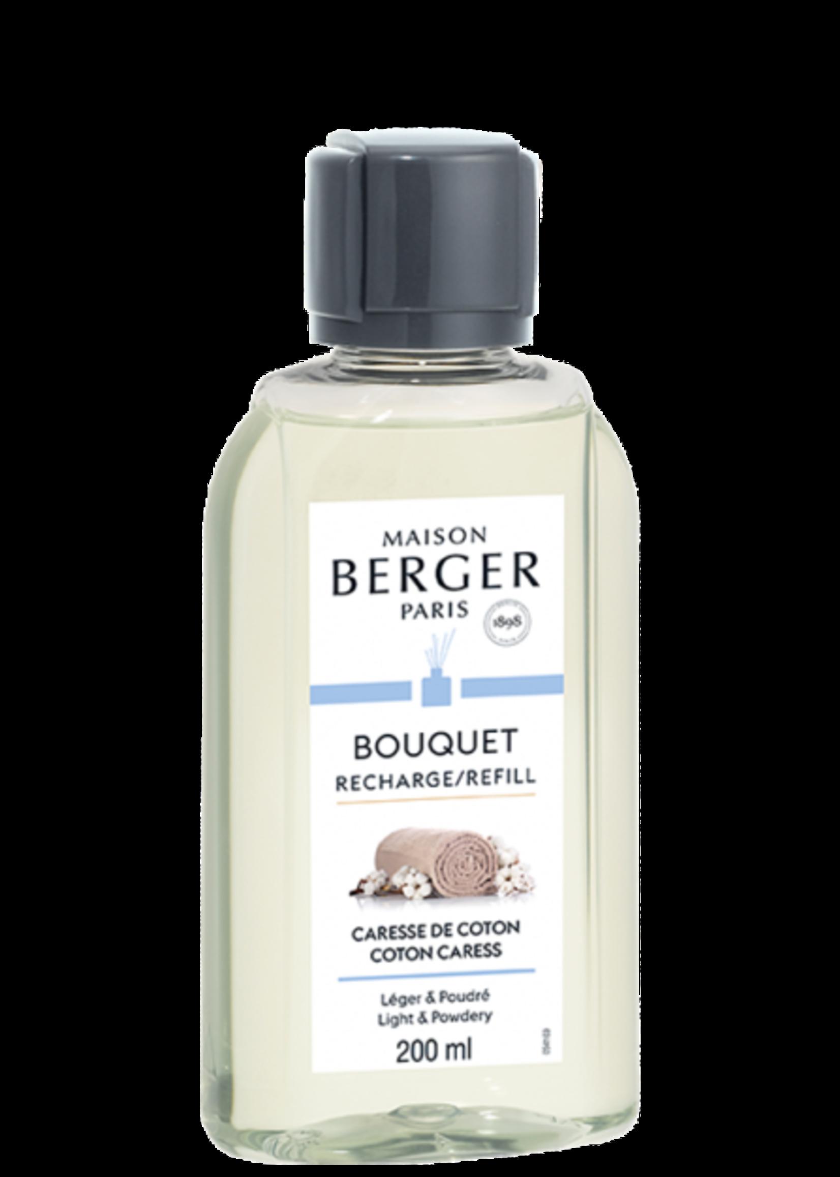 Parfum de Berger Navulling 200ml Parfumverspreider Caresse de Coton