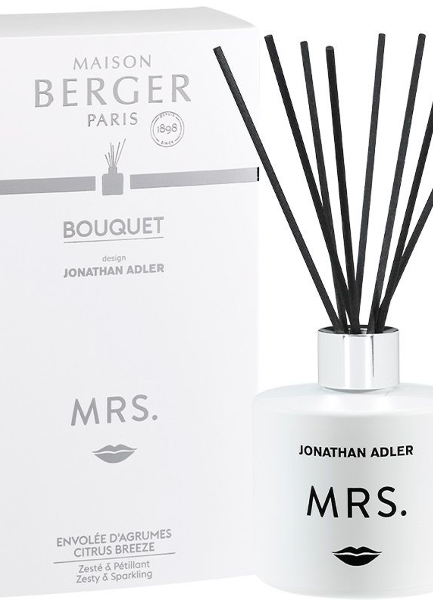 Parfum de Berger Parfumverspreider Mrs. Envolée d'Agrumes