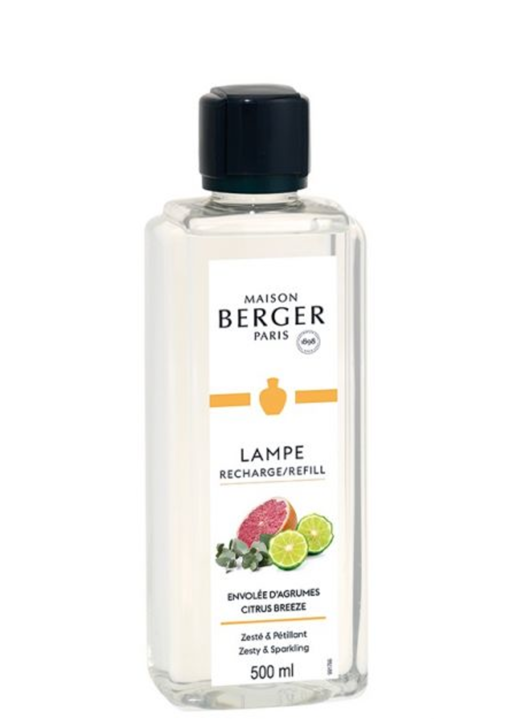 Lampe Berger Huisparfum Envolée d'Agrumes