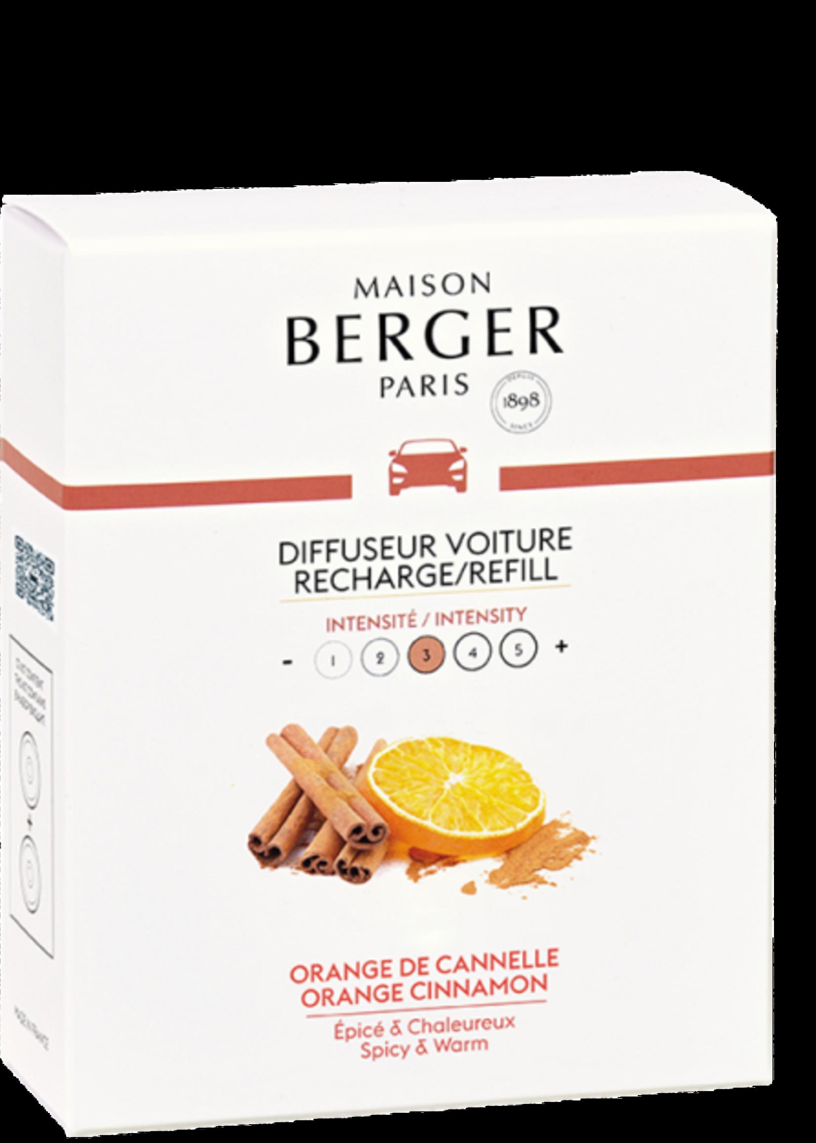 Parfum de Berger Navulling Autoparfum Orange de Cannelle