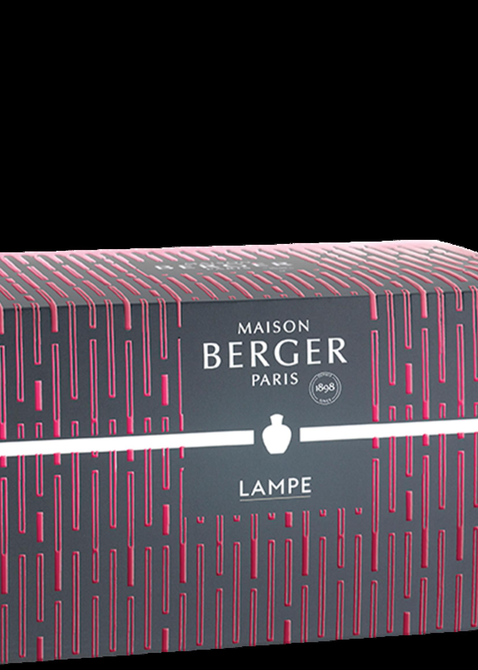 Lampe Berger Giftset Lampe Berger Amphora Framboise