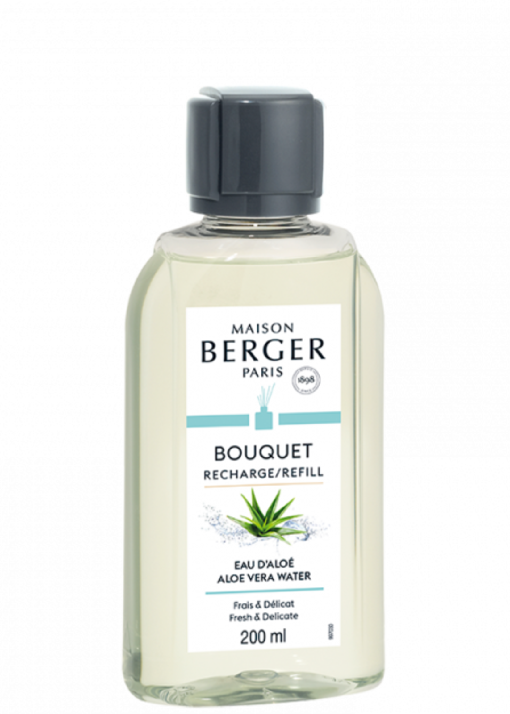 Parfum de Berger Navulling Parfumverspreider Eau d'Aloé