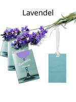 Wasgeluk Geurkaart Lavendel