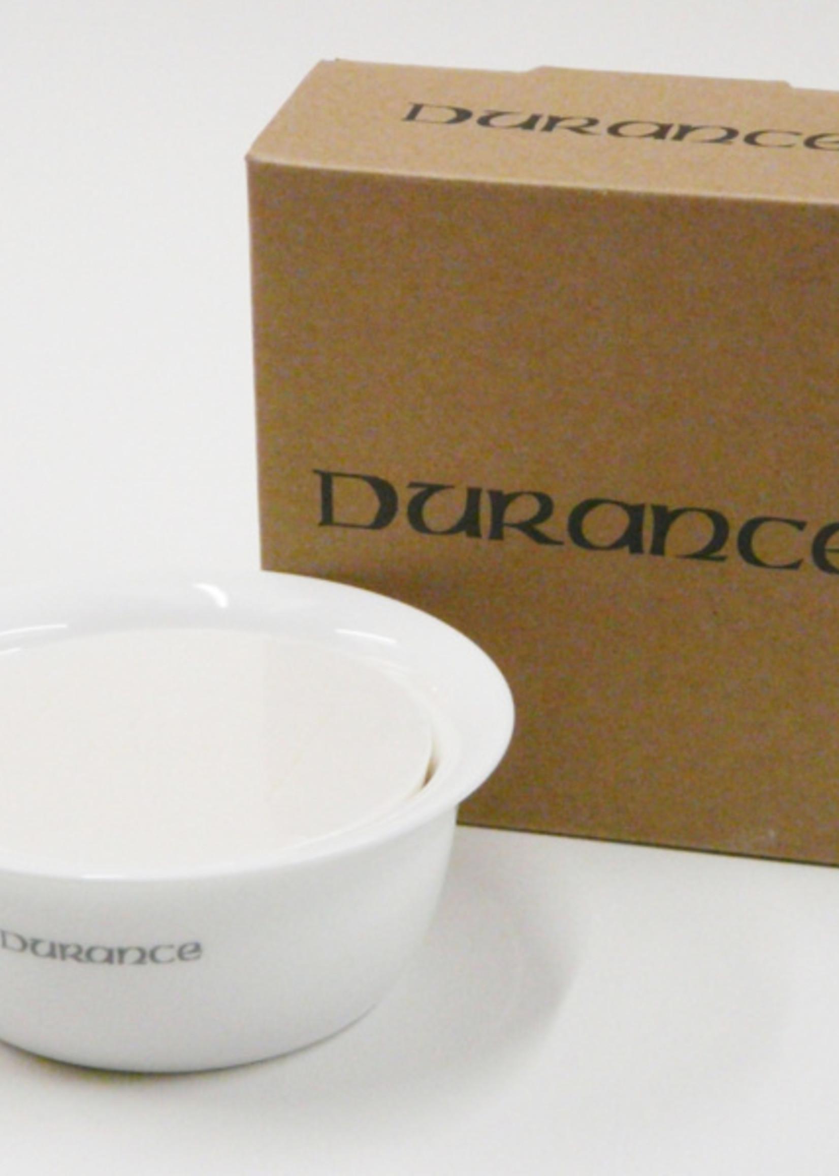 Durance Durance scheerkom zonder scheerzeep