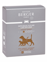 Lampe Berger Navulling Auto Diffuser Anti-Odeur Animaux