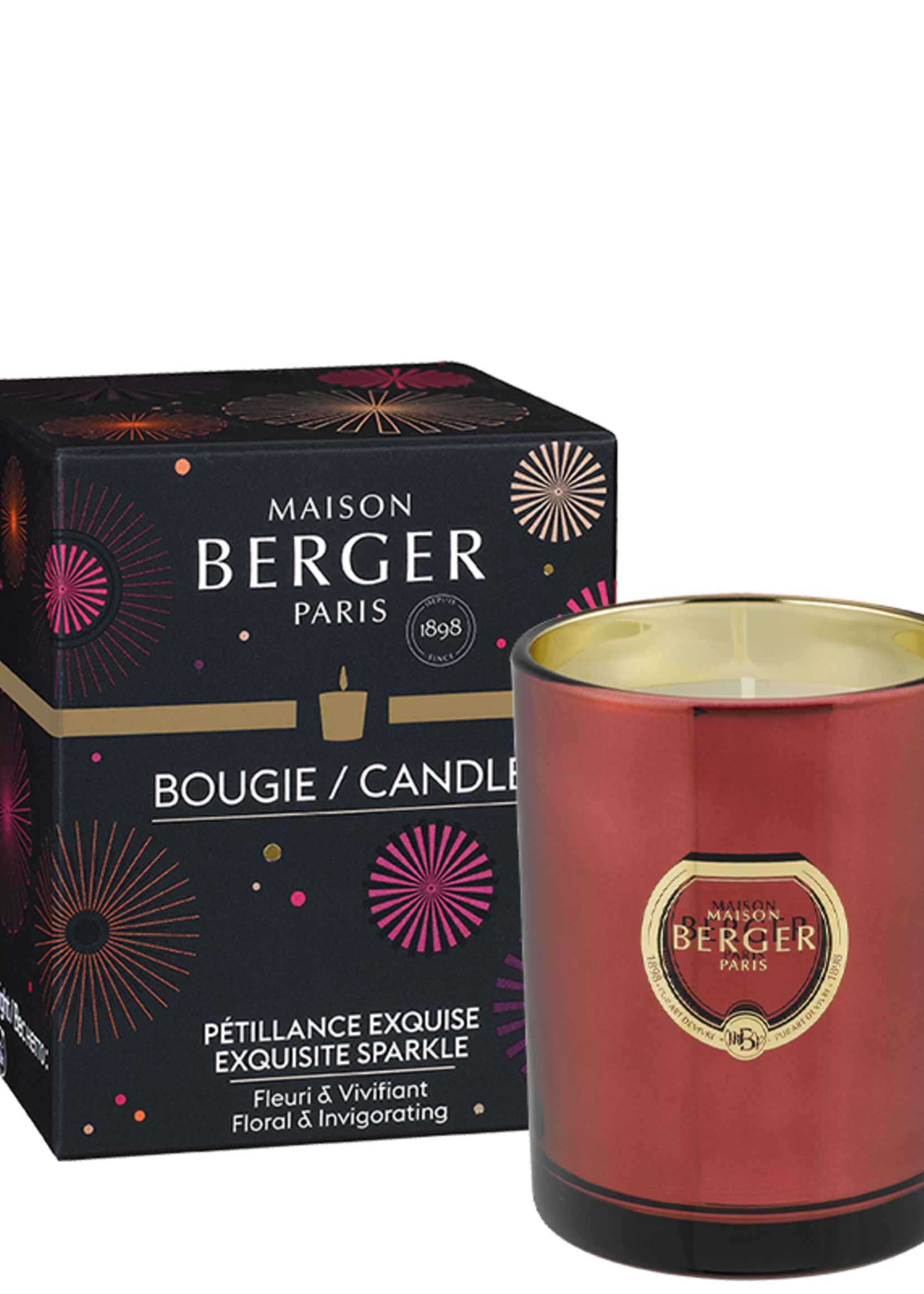 Lampe Berger Geurkaars Cercle Pétillance Exquise