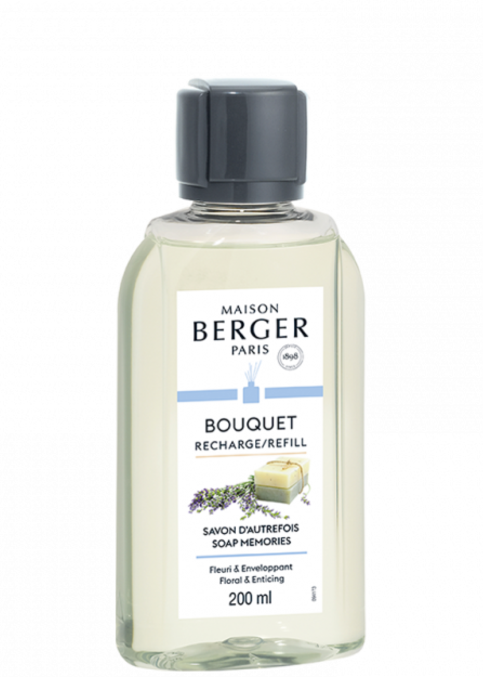 Parfum de Berger Navulling  Parfumverspreider Savon d'Autrefois