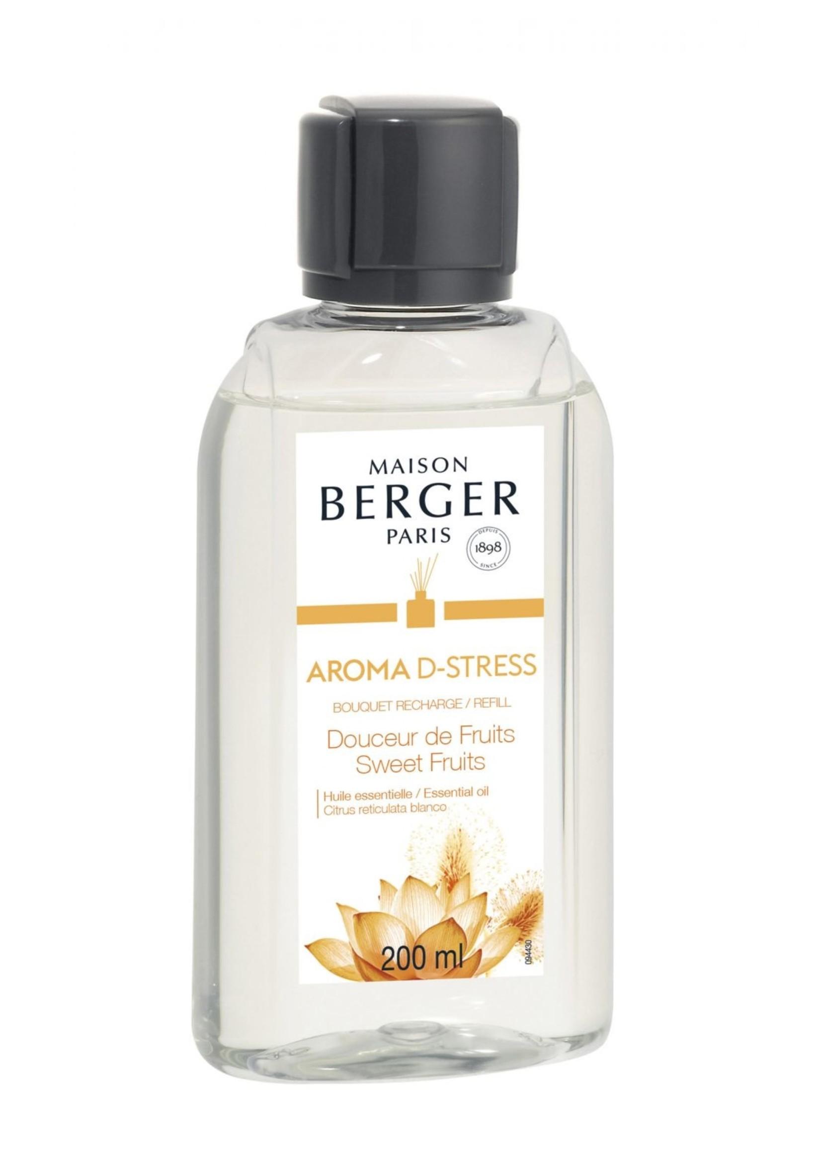 Parfum de Berger Navulling  Parfumverspreider Aroma Stress