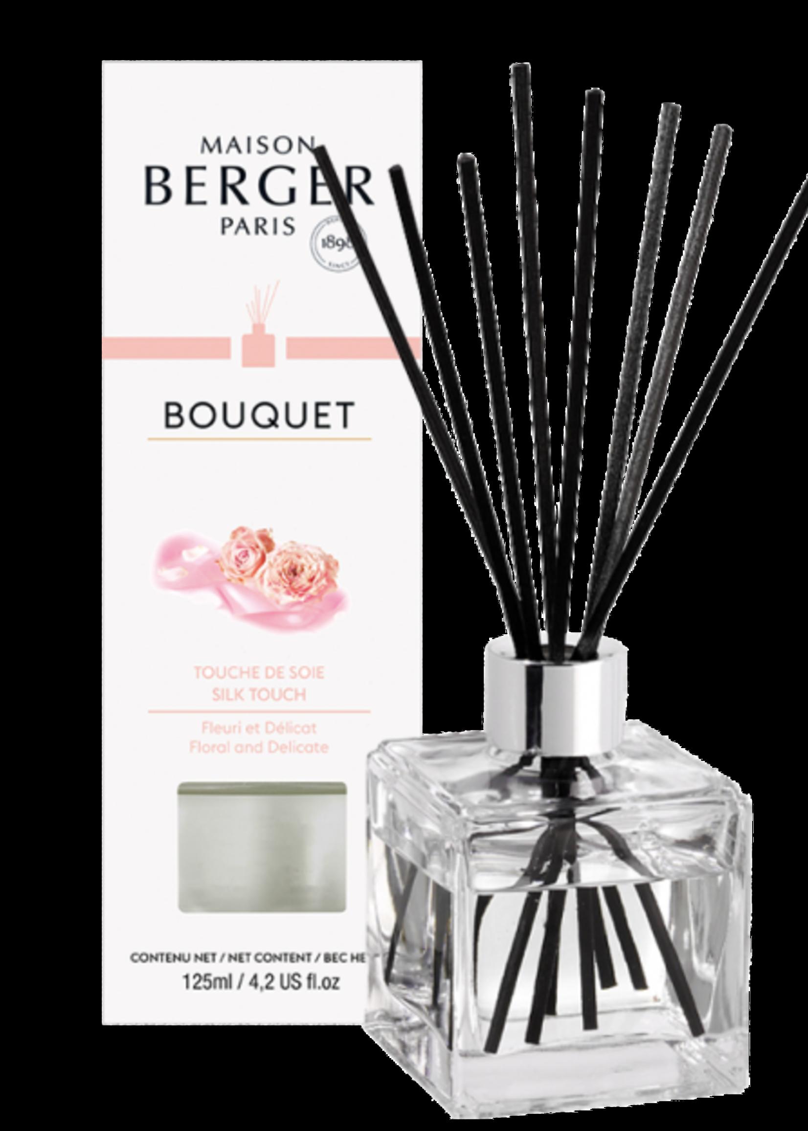 Parfum de Berger Parfumverspreider Cube Touche de Soie