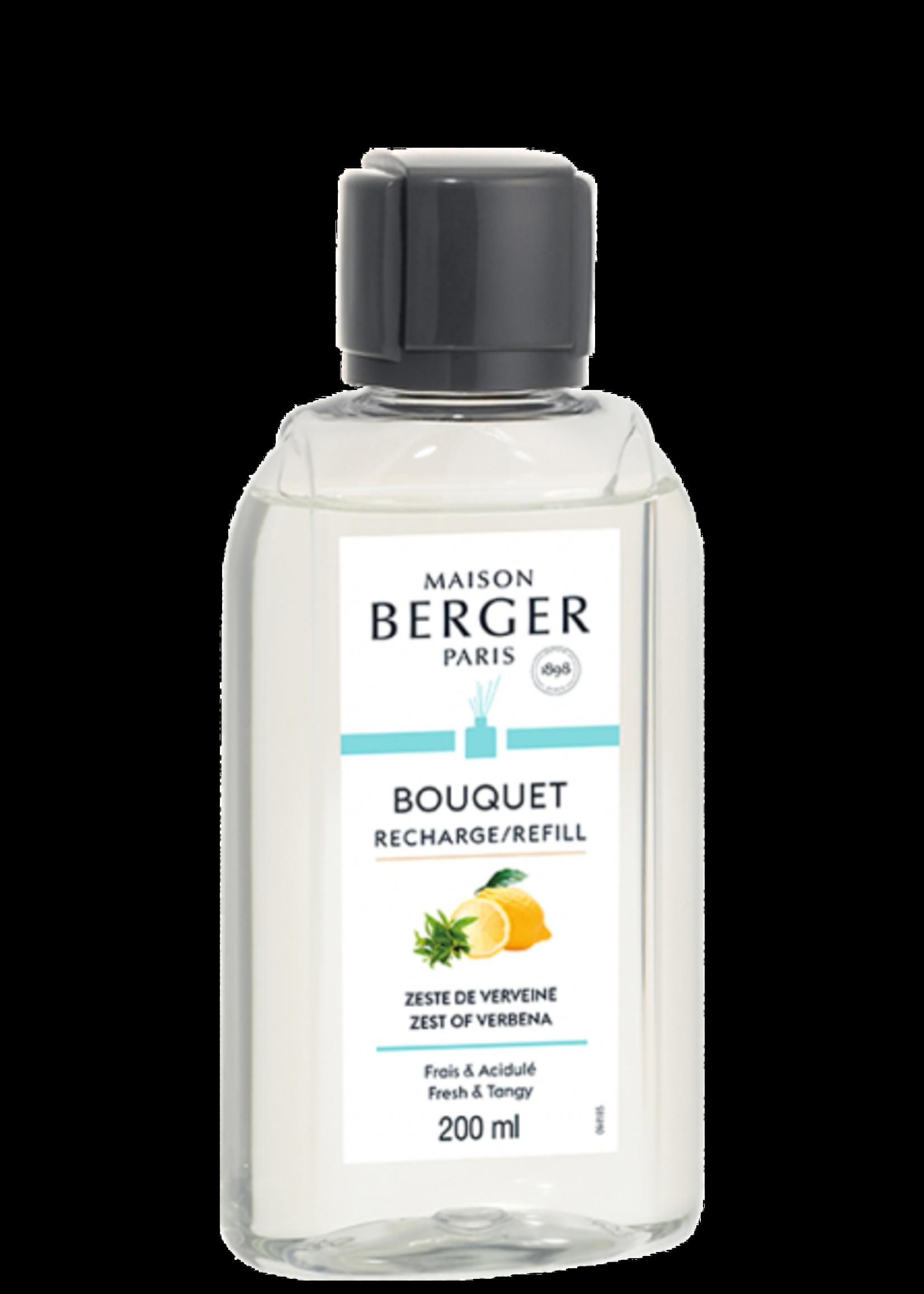 Parfum de Berger Navulling  Parfumverspreider Zeste de Verveine
