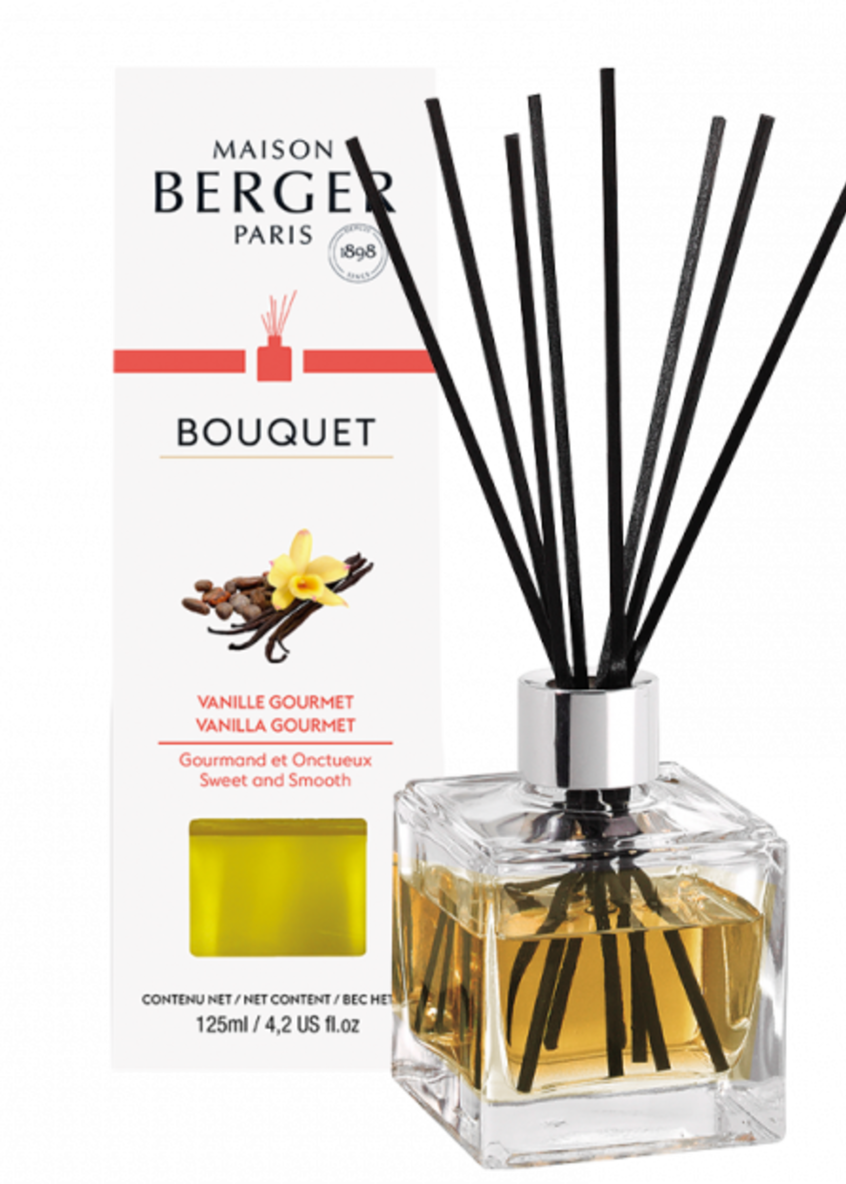 Parfum de Berger Parfumverspreider Cube Vanille Gourmet