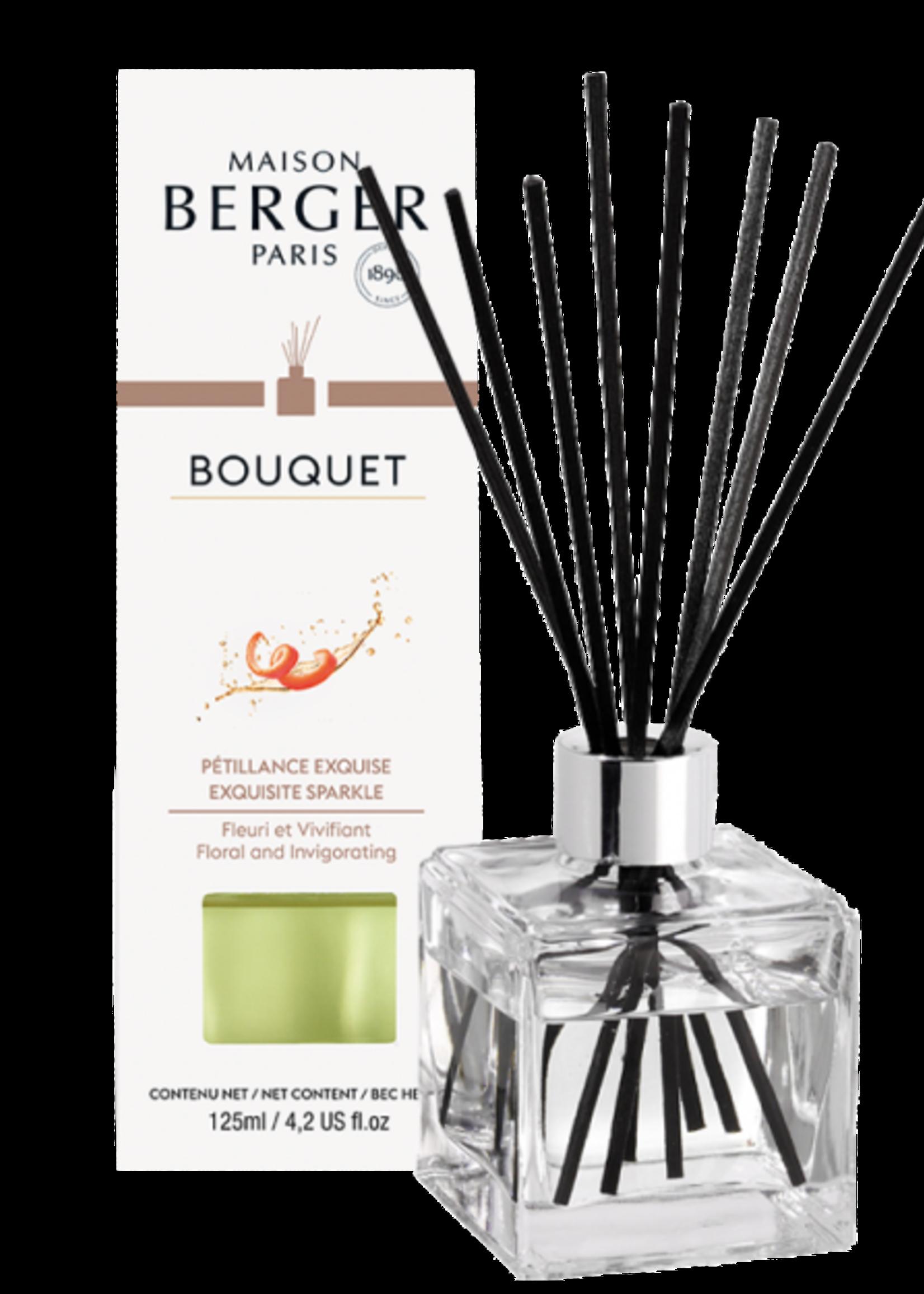 Parfum de Berger Parfumverspreider Cube Pétillance Exquise