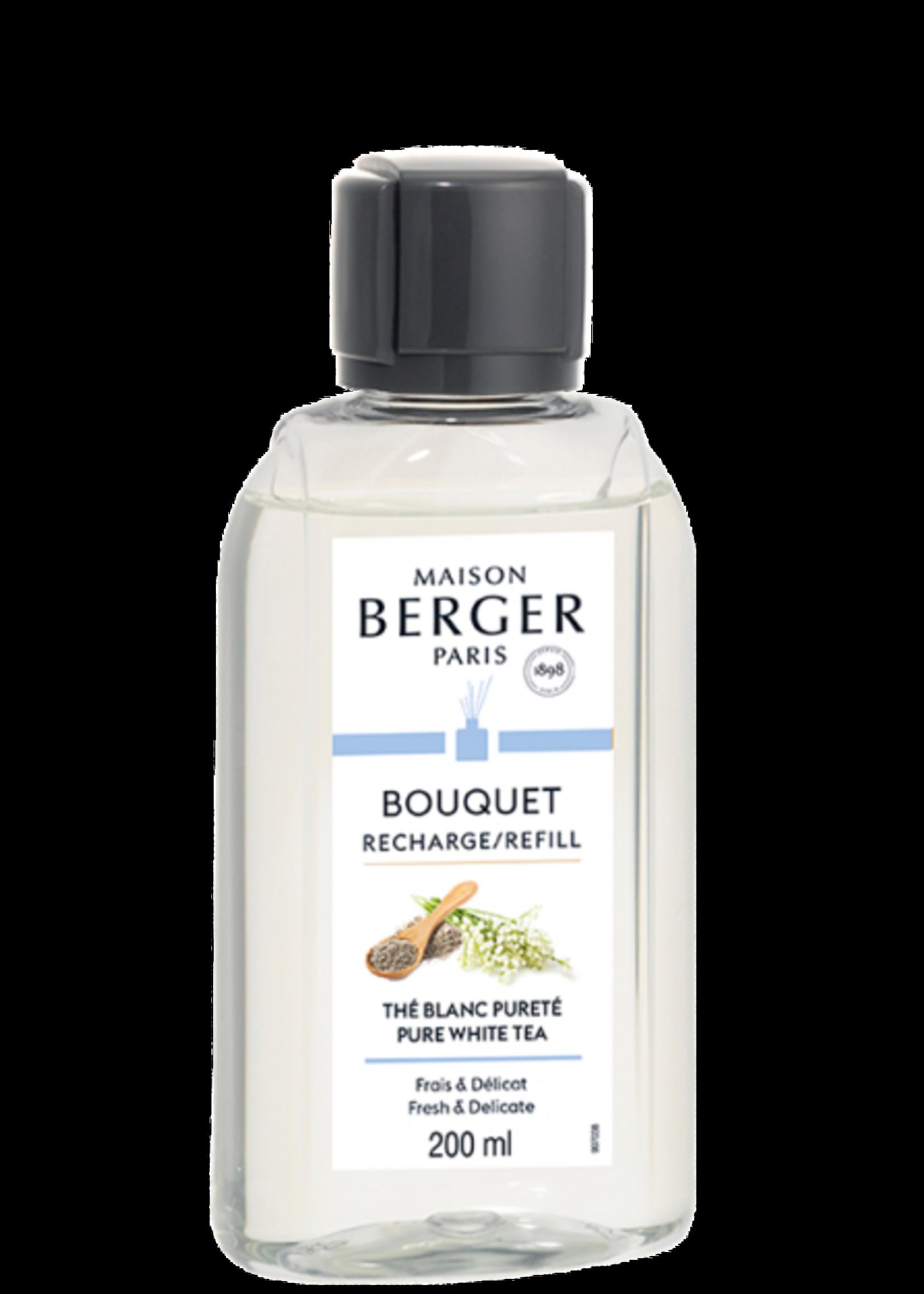 Parfum de Berger Navulling Parfumverspreider Thé Blanc Pureté 200ml