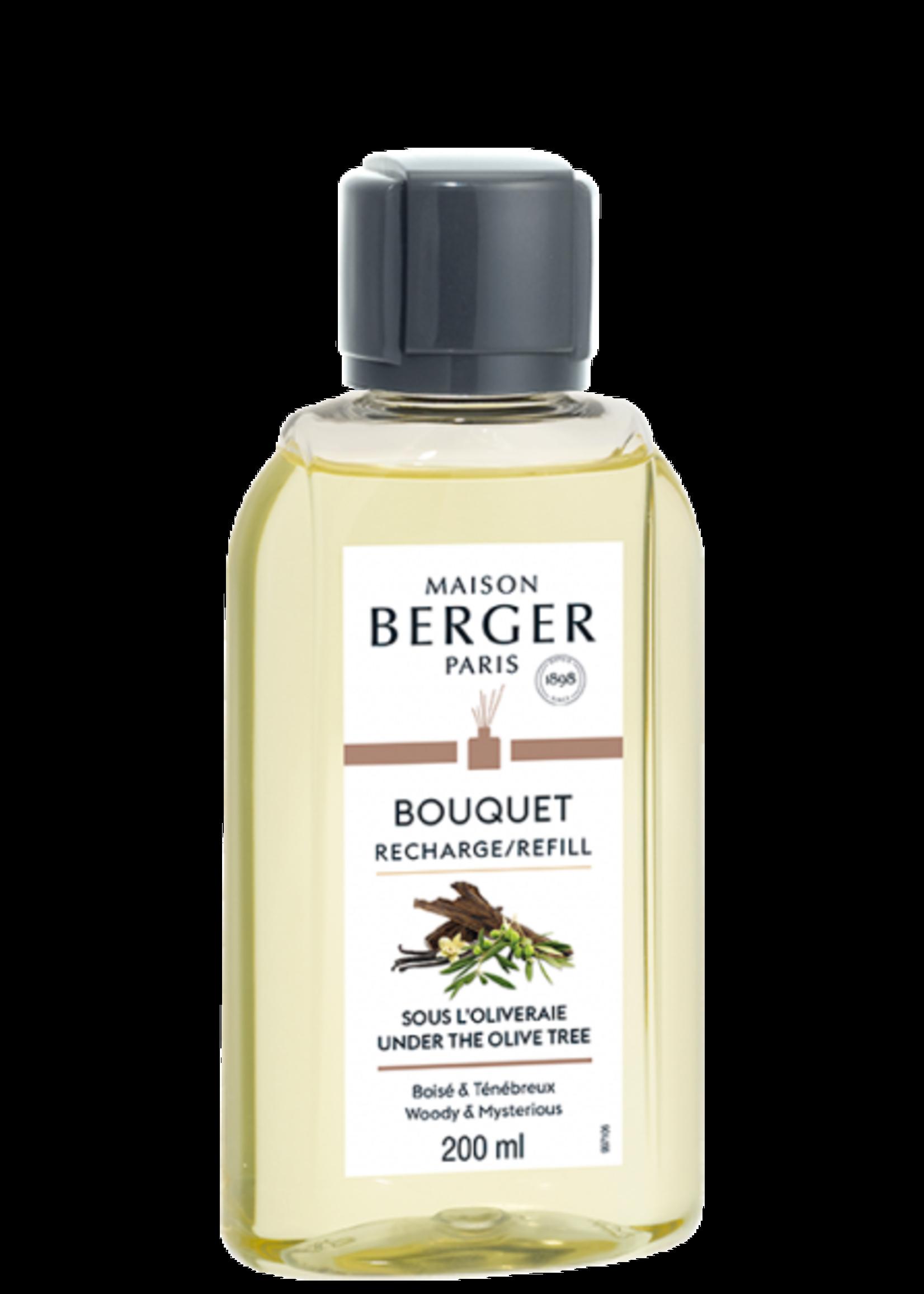 Parfum de Berger Navulling 200ml Parfumverspreider Sous l'Oliveraie