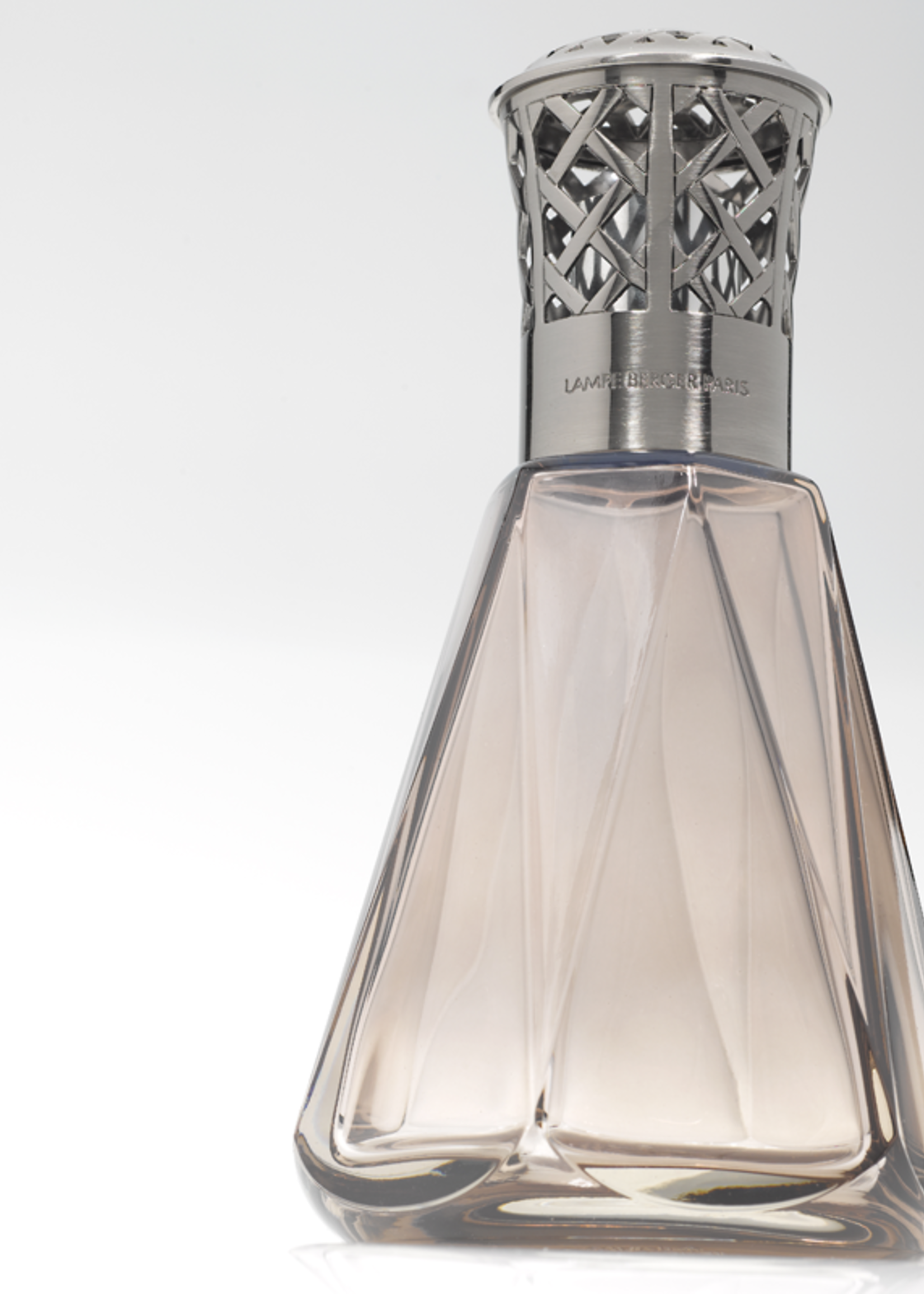 Maison Berger Coffret Lampe Berger Pyramide Rose Antique