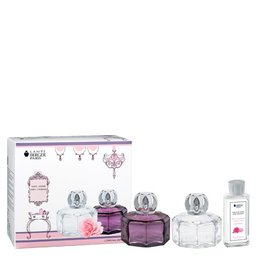 Giftset Secret violette
