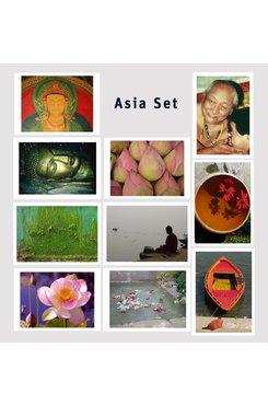 Asia Set (10 Karten)