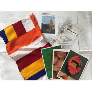 """Fundraising für """"In den Fußstapfen des Buddha"""""""