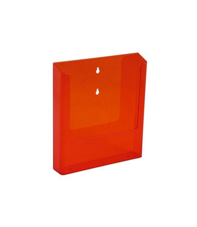 Folderhouder wand A4 Neon
