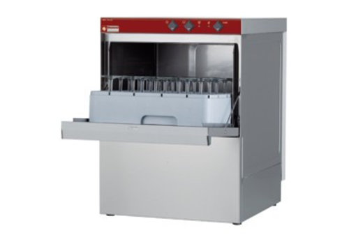 Diamond Glass washing machine Restaurant | 40x40 cm