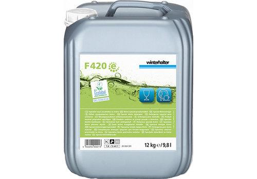 Winterhalter Cleaning agent F420 E | 12 kilos