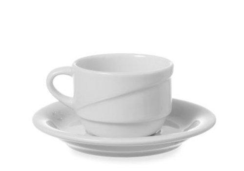 Hendi Hendi Weiß Cappuccino-Tasse   230 ml
