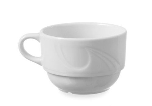Hendi Hendi Porselein Wit Koffiekop | 17cl (6 stuks)