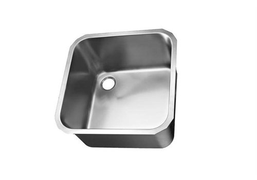 HorecaTraders Stainless steel weld-in sink 9 Formats