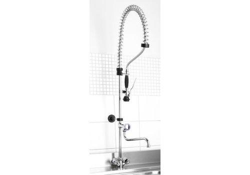 Hendi Dusche Wasserhahn mit Vorbelüftungszeit