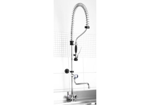 Hendi Faucet With Pre-rinse Shower