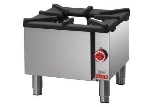 Gastro-M Horeca stainless steel gas burner   8,8kW