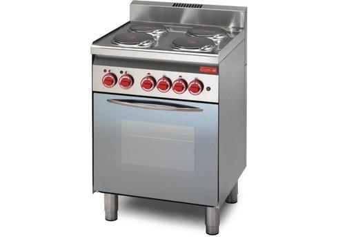 Gastro-M M Gastro electric stove | 60x60x85 (H) cm