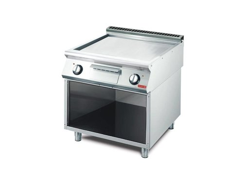 Gastro-M Electric Griddle Smooth   70 (d) x80x85cm