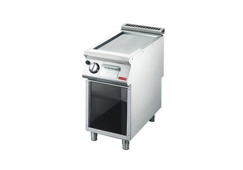 Gastro-M Gas baking tray with chassis | 70 (d) x40 (b) x85cm