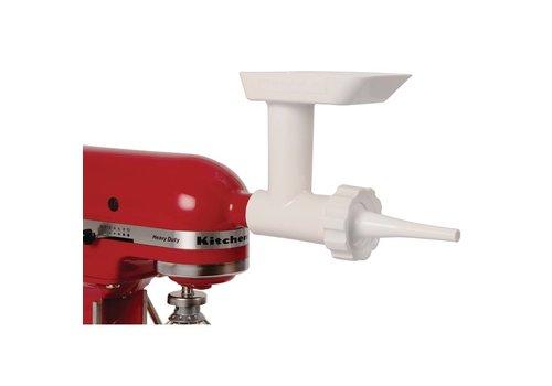 Kitchenaid Sausages Vulhulpstuk for Universal mixers