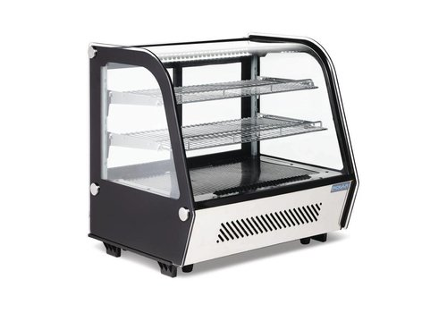 Polar Pastry display case 120 liters