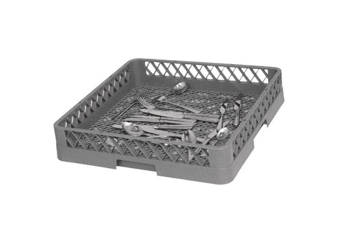 Vogue Dishwasher basket cutlery 50 x 50 cm