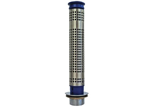 HorecaTraders Standrohr für  | 8cm tiefen Ausguss