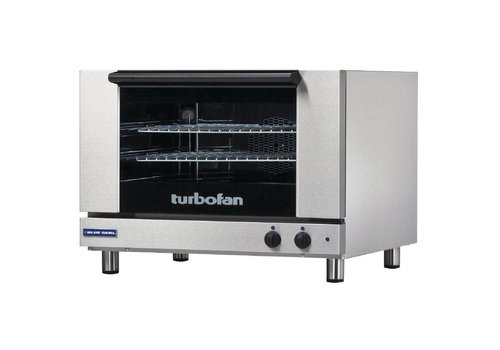 Blue Seal Electric stainless steel convection oven 61 (h) x81x76cm