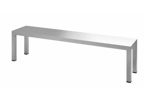 Combisteel Etagere Enkel 140x30x35 cm (bxdxh)