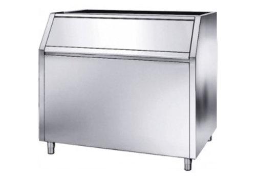 Brema Eiswürfelmaschine Stockbunker 350 kg