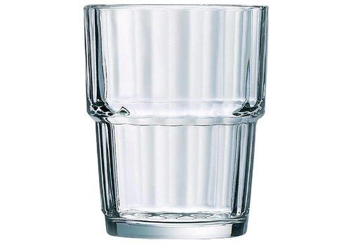 Arcoroc Norvege Drinkglazen 20cl | 6 stuks