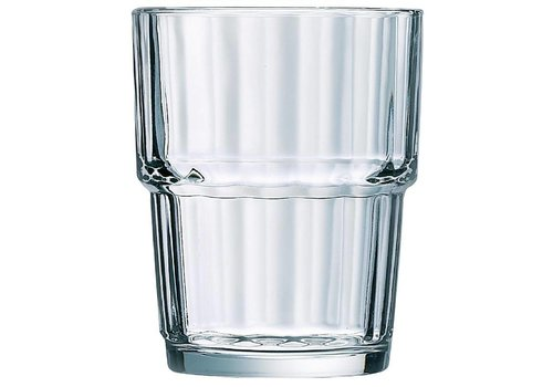 Arcoroc Norvege Drinking Glasses 20cl | 6 pieces