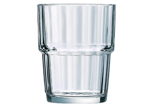 Arcoroc Norvege Drinking Glasses 25cl | 6 pieces