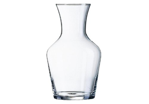 Arcoroc Elegant Glass Carafe 1L | 6 pieces