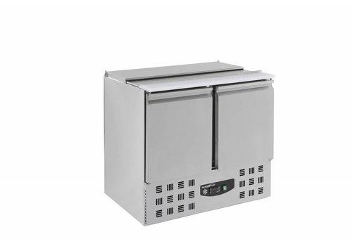 Combisteel Gekoelde Saladette 2,5 Gastronorm 229 Liter